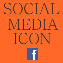 social-media-icon T-Shirt