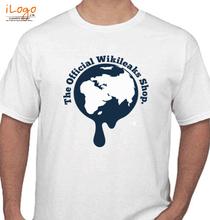 Wikileaks the-official-wikileaks T-Shirt