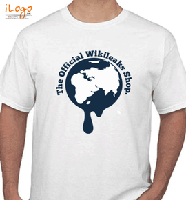 the official wikileaks - T-Shirt