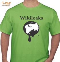 Wikileaks wikileaks-tshirt T-Shirt