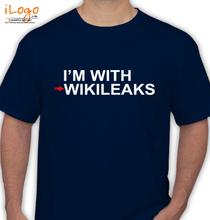 Wikileaks wikileaks-like-a-google T-Shirt
