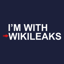 wikileaks-like-a-google T-Shirt