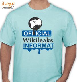 wikileaks informat - T-Shirt