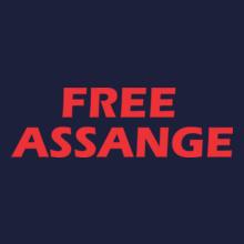 free-assange T-Shirt