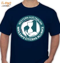 Wikileaks wikileaks-citizens T-Shirt