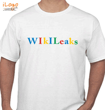 Wikileaks wikileaks-google T-Shirt