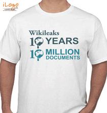 Wikileaks T-Shirts