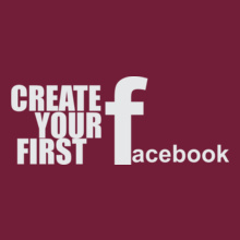 Facebook create-your-fb T-Shirt