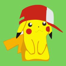 pikachu-cartoon T-Shirt