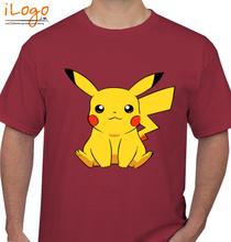 Pikachu cartoon-pikachu T-Shirt