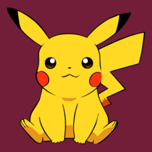 cartoon-pikachu T-Shirt