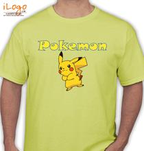 Pikachu pokemon-shirt T-Shirt