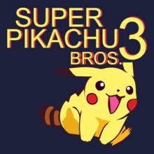 super-pikachu-bros T-Shirt
