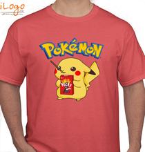 Pikachu pokemon-tsh T-Shirt