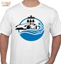 Automotive Car-Wash- T-Shirt