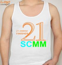 Running blakto-sendo-marathon T-Shirt