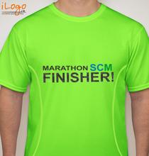 Running finisher--blakto T-Shirt