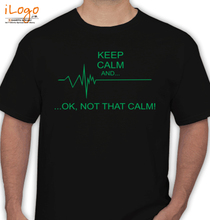 Medical College not-calm T-Shirt