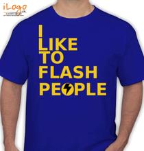 flash-people-photos T-Shirt