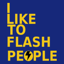 flash-people-photos T-Shirt
