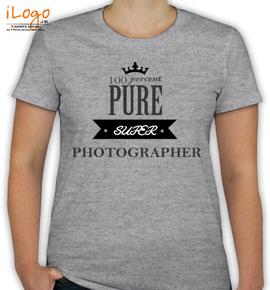 super photographer - T-Shirt [F]