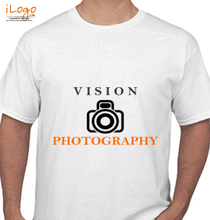 vision-photography T-Shirt