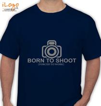 born-to-shoot T-Shirt