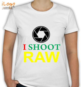 raw-shoot-photography - T-Shirt [F]
