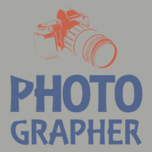 camera-photographer T-Shirt