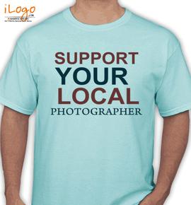 local-photographer - T-Shirt