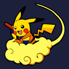 Pikachu pikachu+-raichu T-Shirt