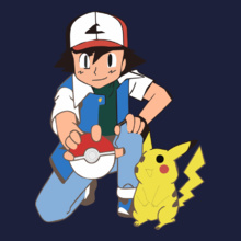 ash-and-pikachu T-Shirt