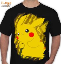 Pikachu pikachu-tshirt T-Shirt