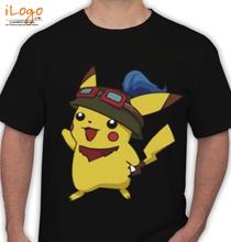 Pikachu pokemon-pikachu T-Shirt