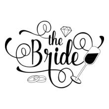 bride- T-Shirt
