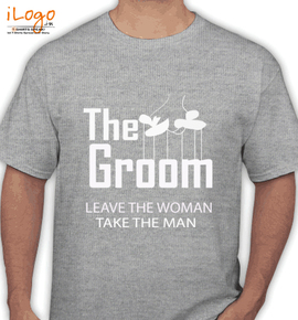 the-groom - T-Shirt