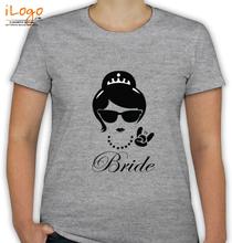 the-bride-face T-Shirt