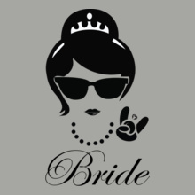 the-bride-face T-Shirt