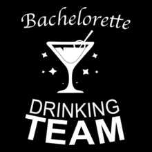 Bachelor Party Bachelor-drinking-team T-Shirt