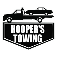 Automotive hooper-towing T-Shirt