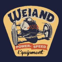 Automotive power-speed T-Shirt