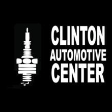 Automotive clinton-logo T-Shirt