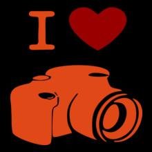 i-love-photography T-Shirt