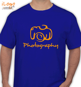 photography - T-Shirt