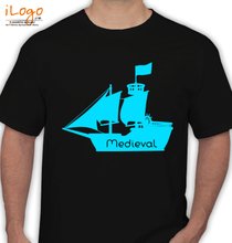 Yachts Medieval T-Shirt