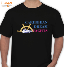 Yachts CARIBBEAN-DREAM-YACHTS T-Shirt