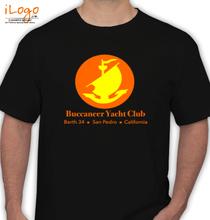 Yachts Buccaneer-yacht-club T-Shirt