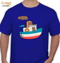 Yachts Anchor-Yactch T-Shirt