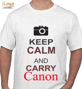 keep-calm-photography - T-Shirt