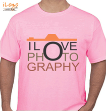 photography-lovers T-Shirt